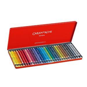 CARAN d'ACHE カランダッシュ ネオカラー2 30色セット yumegazai