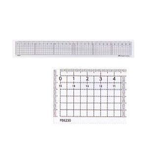 Faber-Castell FE 6215 クリアスケール 15cm (160×30×2mm)|yumegazai