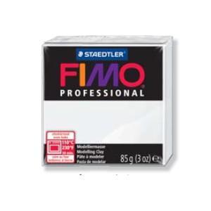 FIMO フィモプロフェッショナル(85g) ホワイト 8004-0|yumegazai