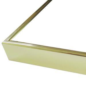 仮縁O型 F100 ゴールド 【代引き不可】|yumegazai