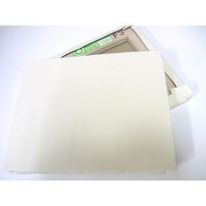 ホワイト 張りキャンバス F10 桐木枠 yumegazai