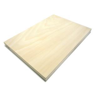 木製パネル シナベニヤパネル F4 (333×242mm) 厚み19.5mm|yumegazai