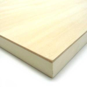 木製パネル シナベニヤパネル M6 (410×242mm) 厚み19.5mm|yumegazai