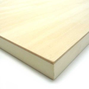 木製パネル シナベニヤパネル M20 (727×500mm) 厚み24mm【メーカー直送・代引き不可】|yumegazai