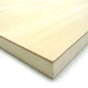 木製パネル シナベニヤパネル M25 (803×530mm) 厚み27.5mm【メーカー直送・代引き不可】|yumegazai
