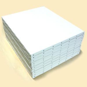 ゆめ画材 限定 張りキャンバス F6 麻100% 中目 油彩・アクリル兼用 10枚パック yumegazai
