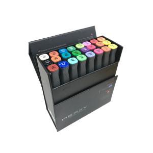 MEPXY デザインマーカー 24色セット ベーシック