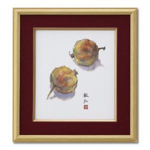 色紙額 K-70 エンジ ガラスカバー (上下箱SP) yumegazai