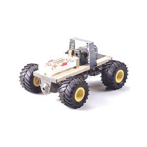 TAMIYA 楽しい工作 4輪駆動車工作基本セット
