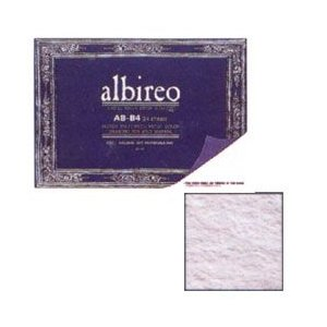 albireo アルビレオ 水彩紙 ブロック AB-B4|yumegazai