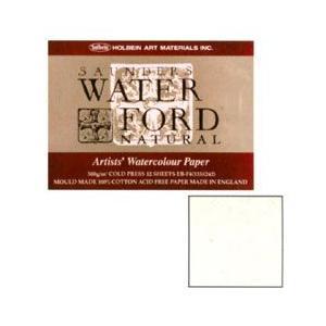 WATERFORD ウォーターフォード水彩紙 ナチュラル・ブロック EB-PC (ハガキ) yumegazai