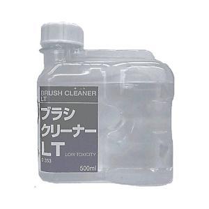 ホルベイン 油彩筆洗液 ブラシクリーナーLT 500ml|yumegazai