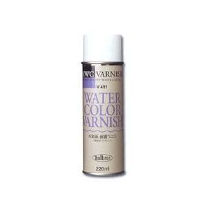 ホルベイン 水彩画用 保護ワニス 220ml|yumegazai