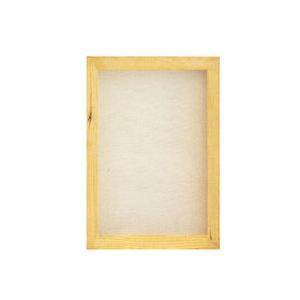 絵絹枠張 ドーサ F4|yumegazai