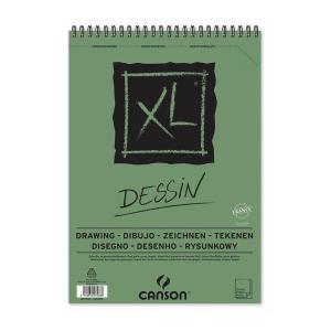 CANSON キャンソン XL デッサン A5 スパイラル|yumegazai