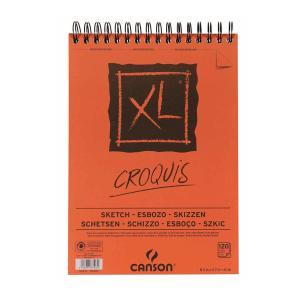 CANSON キャンソン XL クロッキー A5 短辺とじ|yumegazai