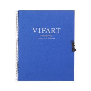 vifArt ヴィフアール水彩紙 スケッチブック F6 ※18枚 細目|yumegazai