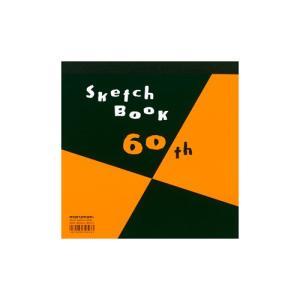 マルマン B5変型(スクエア) スケッチパッド 図案シリーズ 60th限定商品