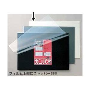 [1枚入り] カンパネ 白 A2用 (455×610)|yumegazai
