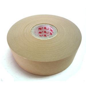 ミューズ 水貼りテープ クラフト 25mm 45メーター巻|yumegazai