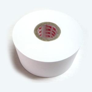 水分を含ませることで粘着性を出すカラーテープです。 てかてかしている糊面に水をつけると、強力な糊が溶...