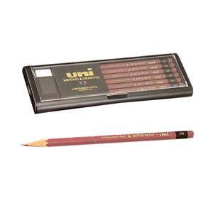 三菱鉛筆 uni ユニ スタンダード 2B 1ダース U2B|yumegazai
