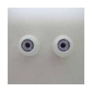 オビツ ドールアイオビツドール EY08-G07 グラスティックアイ 8mm バイオレット人形の目|yumegazai
