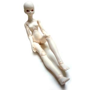 オビツ50オビツドール 50BD-F01W-G 50cm女性ボディ※ホワイティフィギュア|yumegazai