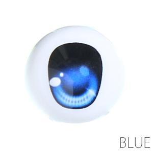 オビツ ドールアイ尾櫃瞳(オビツアイ)Bタイプ 18mm ブルー人形の目|yumegazai