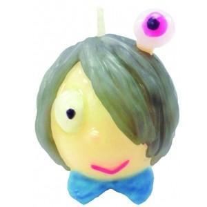 手作りキャンドルを作ってみよう♪ゲゲゲの鬼太郎 手作りキャンドルキット 鬼太郎|yumegazai