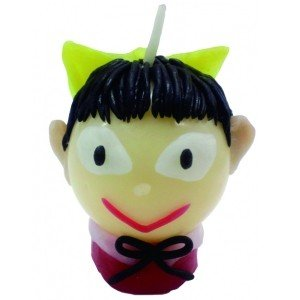 手作りキャンドルを作ってみよう♪ゲゲゲの鬼太郎 手作りキャンドルキット ねこ娘|yumegazai