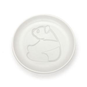 パンダ 醤油皿 みあげる|yumegazai