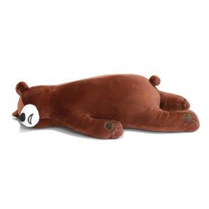 もっちりやわらか抱き枕 床ごこち クマのごろう AR0628130 yumegazai