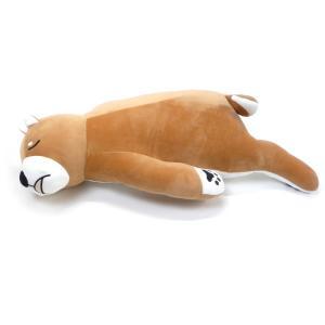もっちりやわらか抱き枕 床ごこちJr. 柴犬のタロくん AR0628133 yumegazai