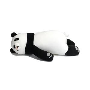 もっちりやわらか抱き枕 床ごこちJr. パンダのブレッドくん AR0628135 yumegazai