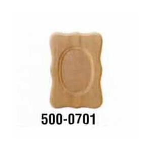 トールペイント 白木 額縁板 バタフライ