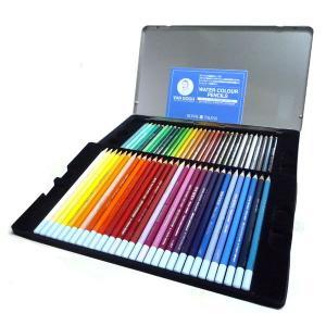 ヴァンゴッホ 水彩色鉛筆 60色セット (メタルケース入り)|yumegazai