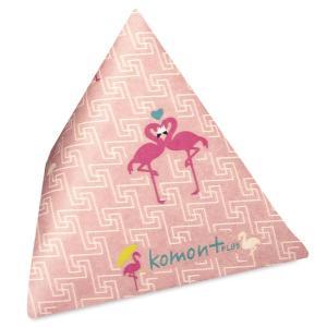 komon+ コモンプラス てとらぽっち 稲妻フラミンゴ|yumegazai