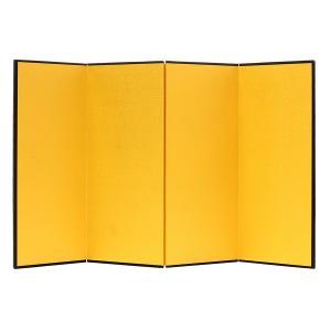 ミニ金屏風 4曲 175×300mm yumegazai