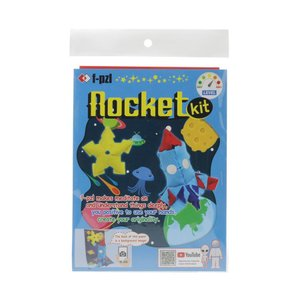 f-pzl エフパズル Rocket Kit(英語ver) KTF-304-E|yumegazai