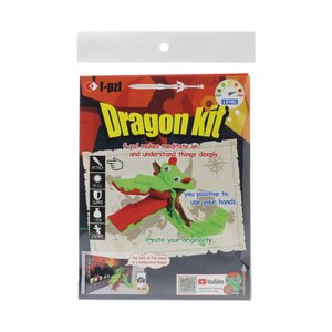 f-pzl エフパズル Dragon Kit(英語ver) KTF-305-E|yumegazai