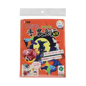 f-pzl エフパズル 手裏剣キット KTF-306|yumegazai