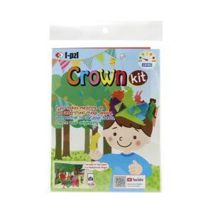 f-pzl エフパズル Crown Kit(英語ver) KTF-307-E|yumegazai