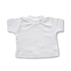 TシャツくんチビTシャツ 白|yumegazai