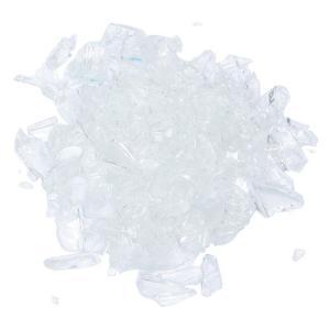 カレットグラス 1kg 透明|yumegazai