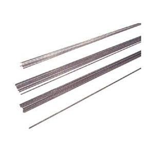 工作素材 ワイヤーピアノ線 1.2mmφ (10本組 500mm)|yumegazai