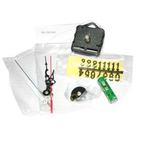ハイクオーツ 針2種・文字符付 ●取付最適厚:6mm ●取付板穴径:9mmφ [セット内容] ・ムー...