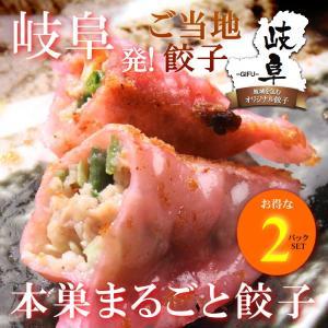 本巣まるごと餃子 10個入り(180g)×2パックセット 岐阜 餃子 お取り寄せ 冷凍|yumegyoza