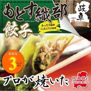 もとす織部餃子 お得な10個入り(180g)×3パックSET 岐阜 餃子 お取り寄せ 冷凍|yumegyoza