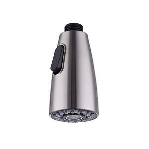 KES PTS-FS3-2 浴室 キッチン 蛇口 引き出し式 スプレー シャワー ヘッド ユニバーサル 交換用部品 つや消しニッケル 並行輸入品|yumehisa-store